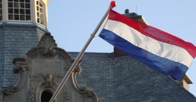 Nederlandse vlag vlaggen.nl