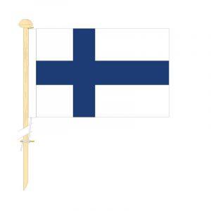 Tafelvlag Finland afm. 10x15cm