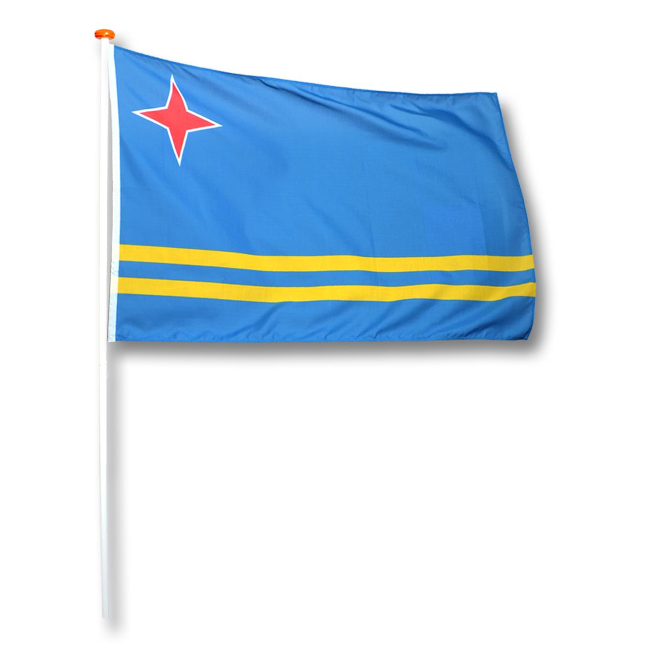 Vlag Aruba