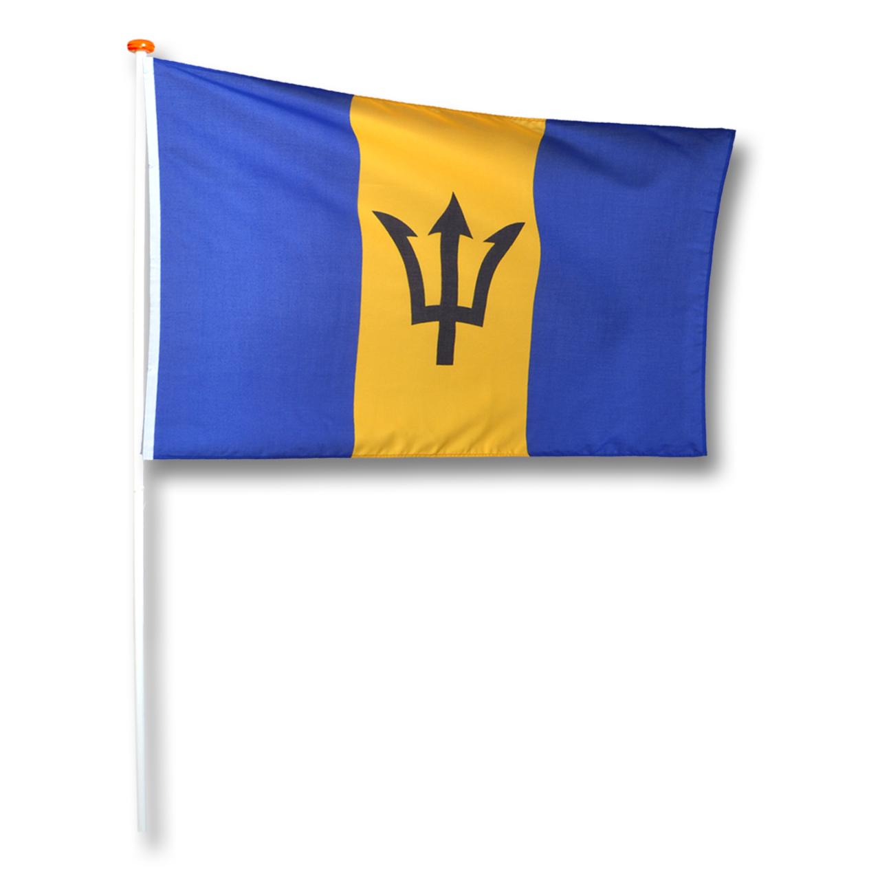 Vlag Barbados