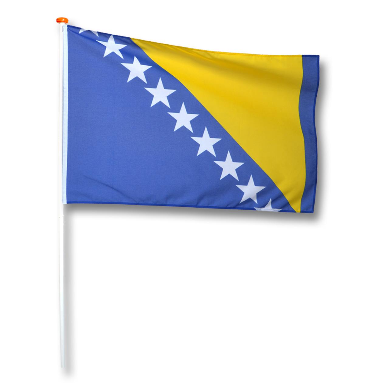 Vlag Bosnie-Herzegovina