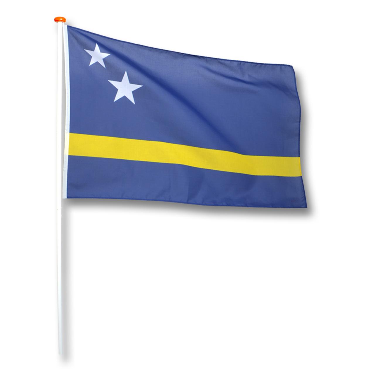 Vlag Curacao