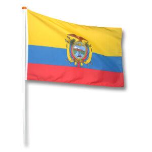 Vlag Ecuador