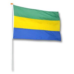 Vlag Gabon