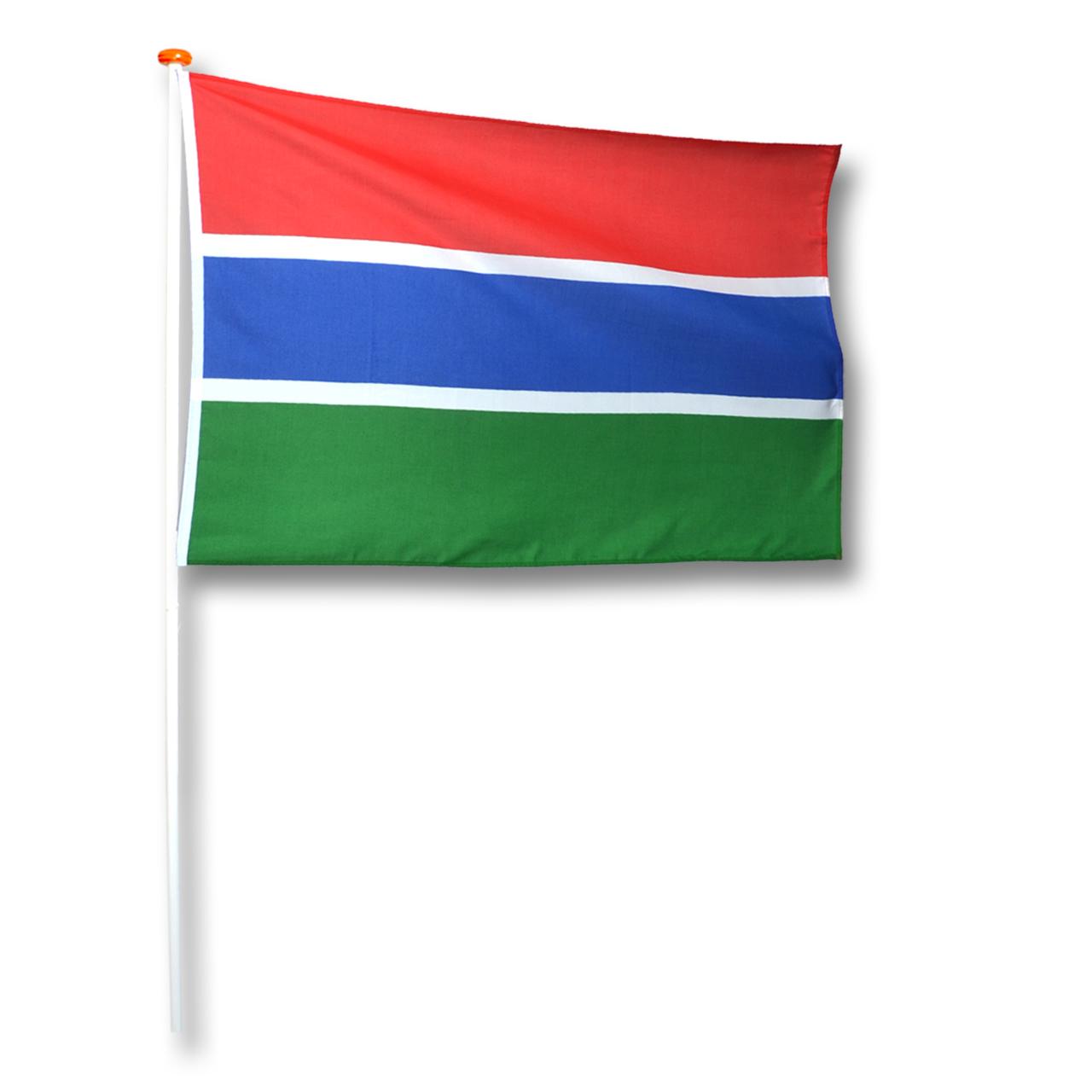 Vlag Gambia