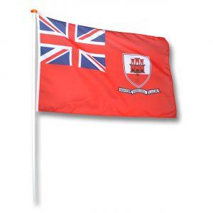 Vlag Gibraltar