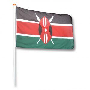 Vlag Kenia