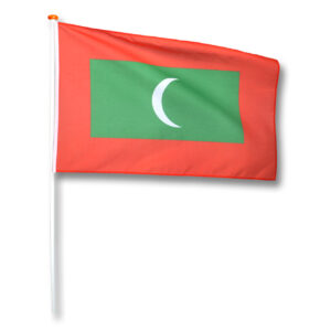 Vlag Malediven