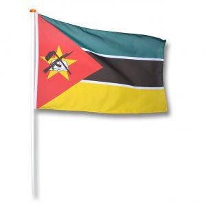 Vlag Mozambique