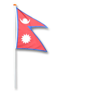 Vlag Nepal