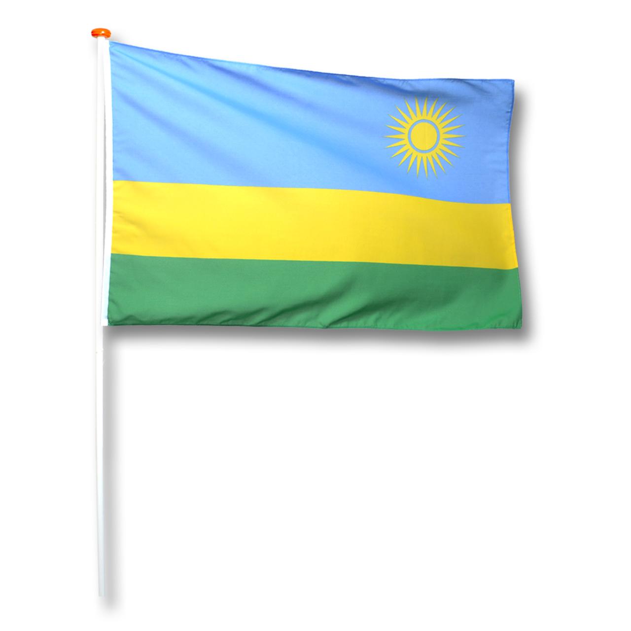 Vlag Rwanda