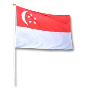 Vlag Singapore