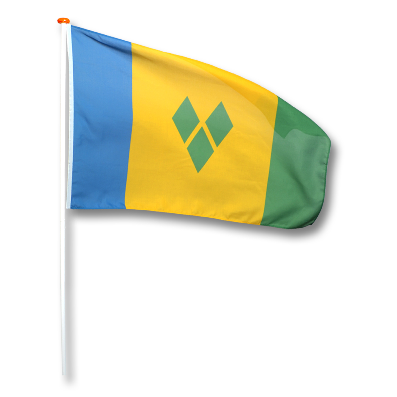 Vlag Sint Vincent en de Grenadines