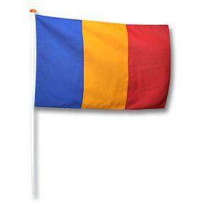 Vlag Tsjaad