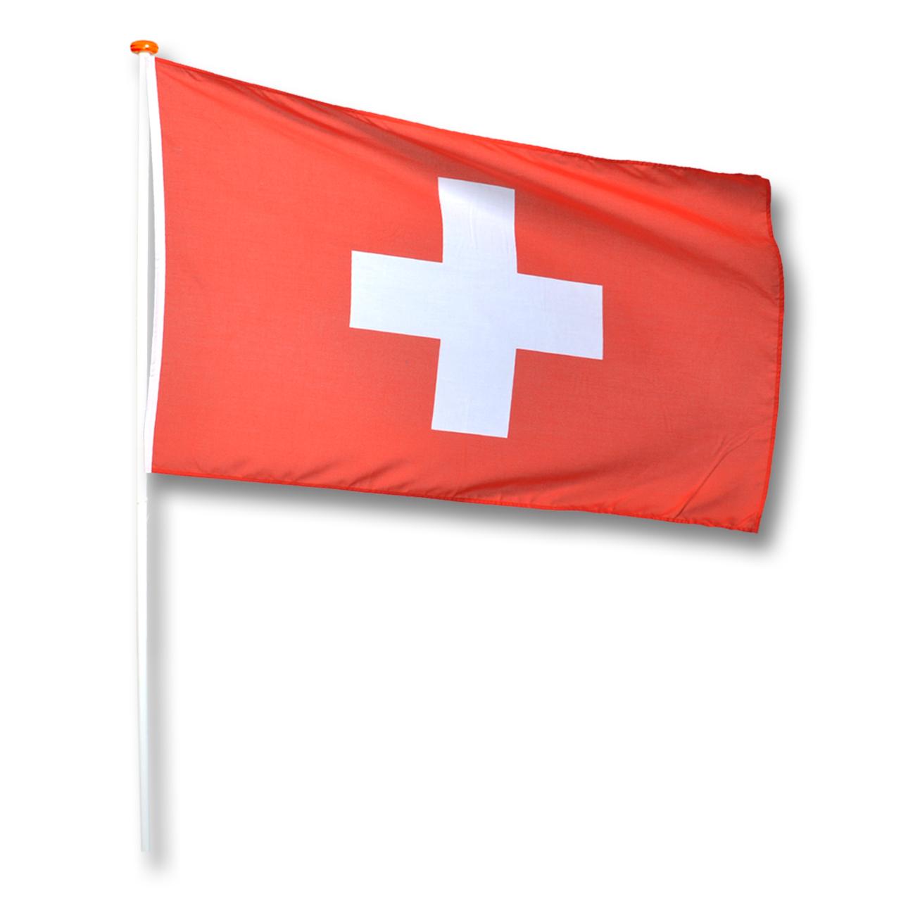Vlag Zwitserland