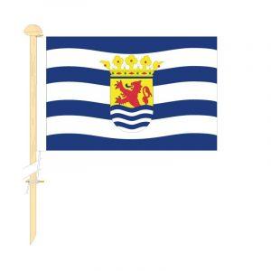 Tafelvlag Zeeland afm. 10x15cm