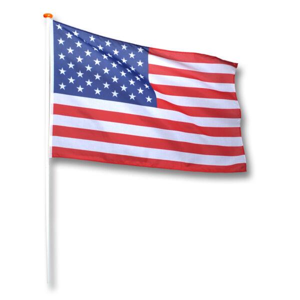 Vlag Amerika (Verenigde Staten van Amerika) USA