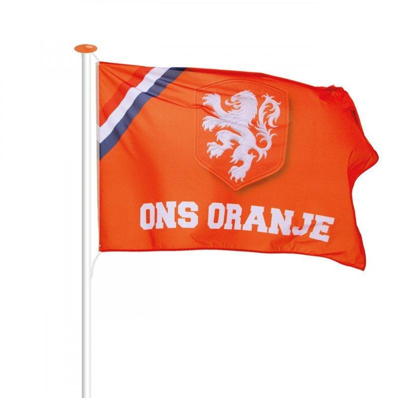 KNVB Vlag Ons Oranje