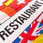 Meerlanden vlag Restaurant