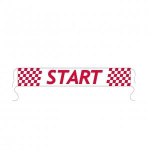 Spandoek Start afm. 80x500cm