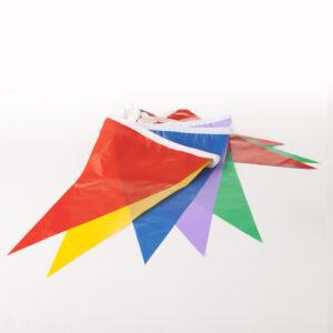 Vlaggenlijn Fantasy PVC
