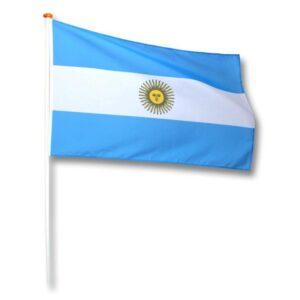Vlag Argentinie